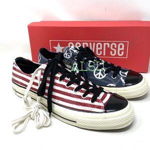 Converse Chuck 70 Peace Pri Low Canvas Men Sneaker